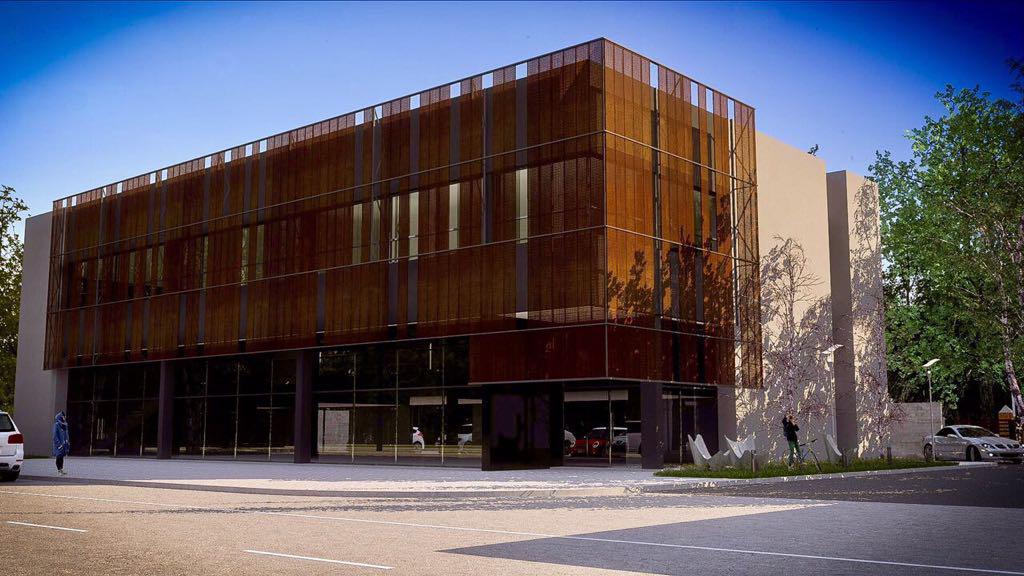 Foto Oficina en Alquiler |  en  Manuel B Gonnet,  La Plata  Camino Centenario esquina 507