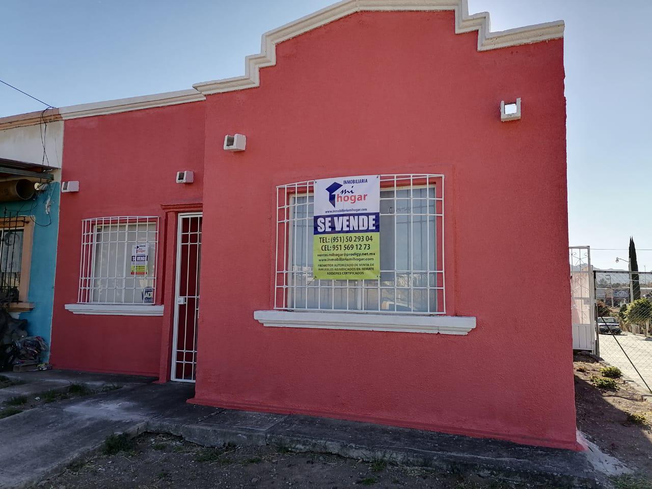 FotoCasa en Venta |  en  Fraccionamiento Ciudad Yagul,  Tlacolula de Matamoros  SE VENDE CASA EN FRAC. CIUDAD YAGUL, TLACOLULA