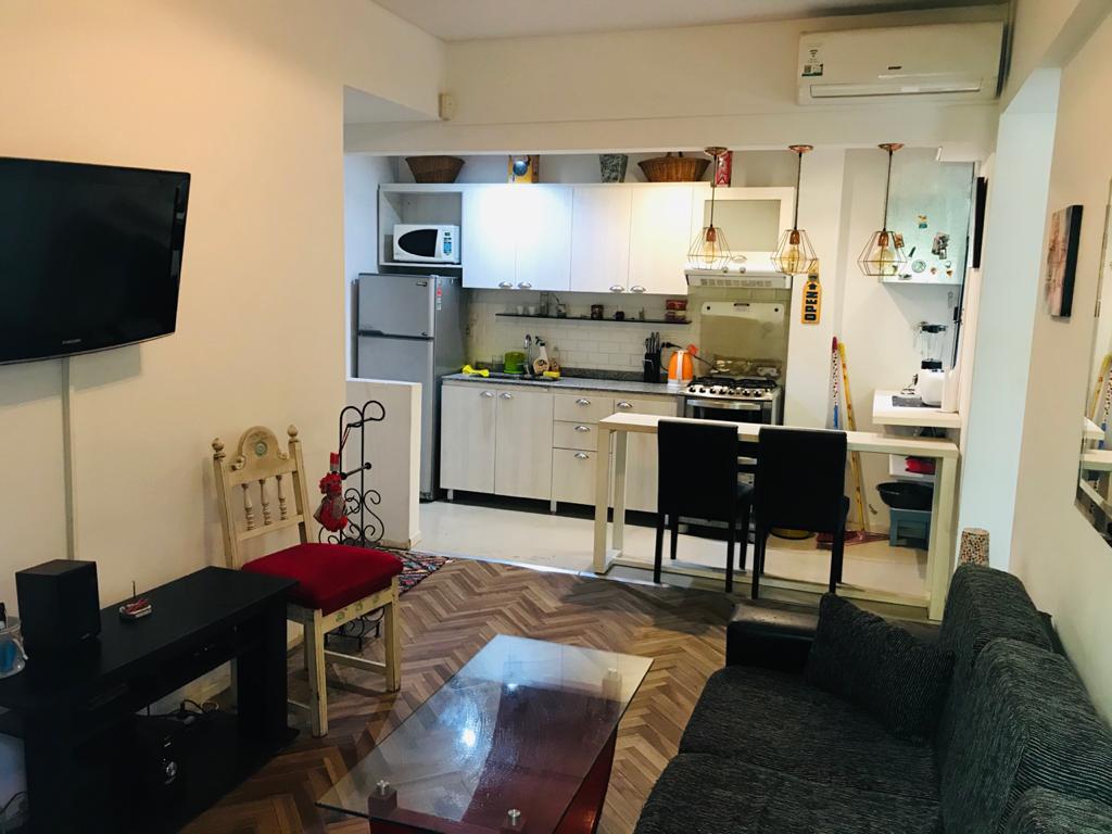 FotoDepartamento en Venta |  en  Villa Crespo ,  Capital Federal  Villarroel al 1200