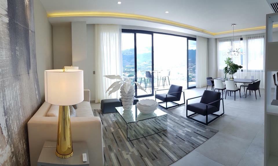 FotoDepartamento en Venta    en  Lomas del Guijarro,  Tegucigalpa  Apartamento En Venta Torre Aria De  Tres Habitaciones Residencial La Cumbre Tegucigalpa