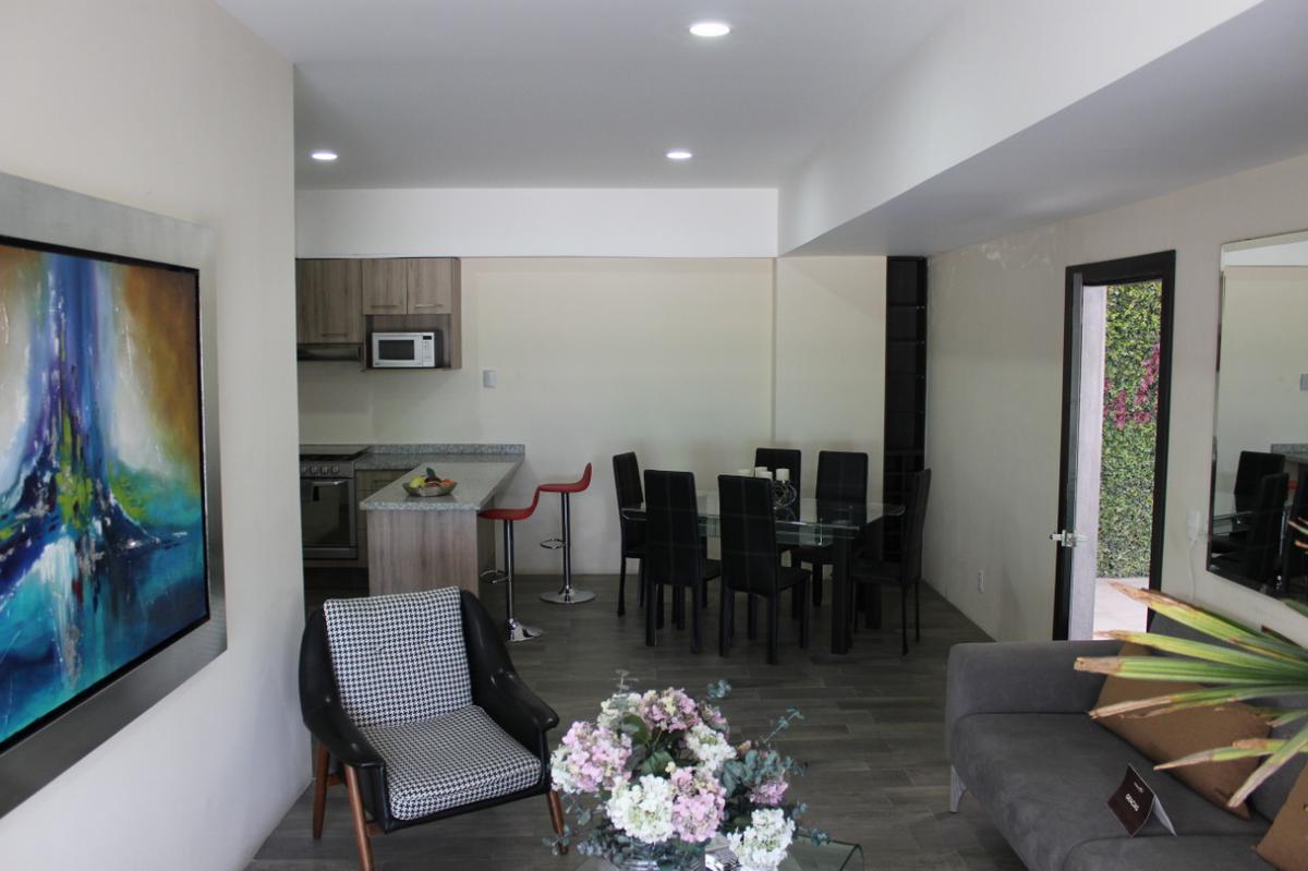 FotoDepartamento en Venta |  en  La Concepción,  San Mateo Atenco  Av. Lerma, Desarrollo Acantto, San Mateo Atenco