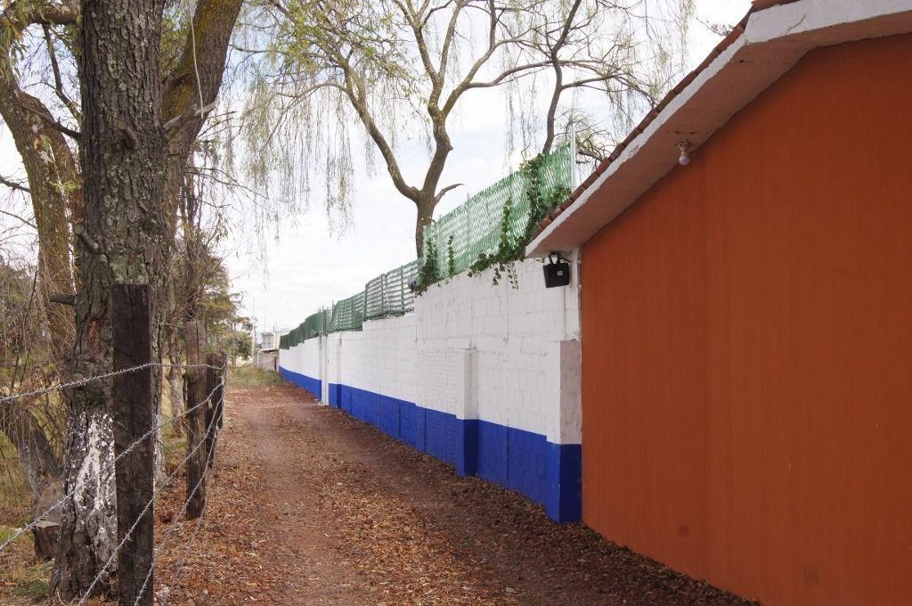 FotoCasa en Venta |  en  Rancho San Nicolás,  Zinacantepec  Propiedad en Zinacantepec Terreno Bardeado y Construcciones