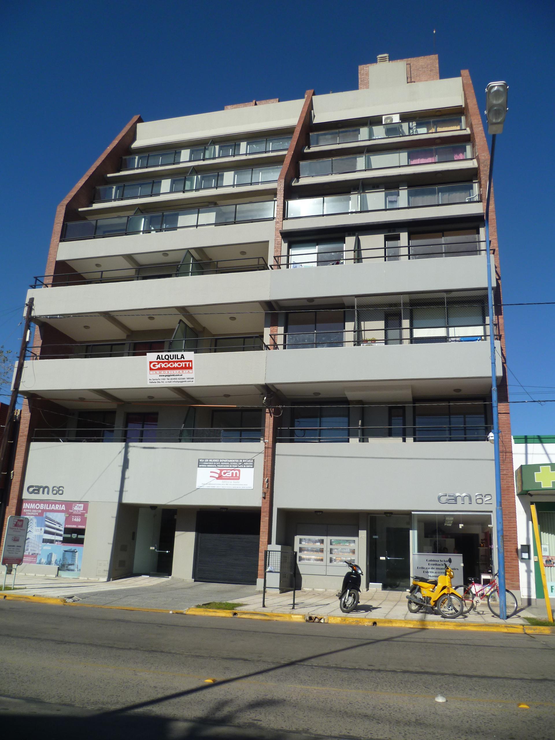 Av. Santa Fe 1480 2º B y Cochera - Gaggiotti Inmobiliaria cuenta con más de 50 años desde que se inicio en el negocio de los servicios inmobiliarios.