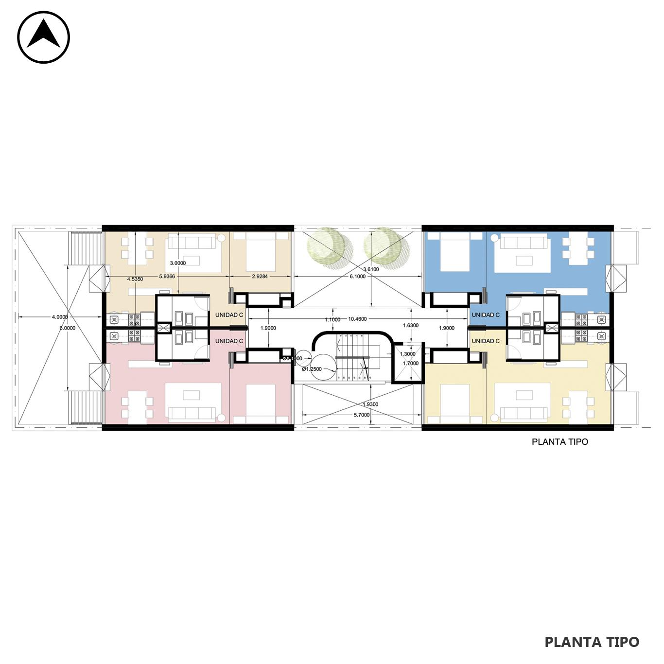 Venta departamento 1 dormitorio Rosario, Pichincha. Cod CAP2257007. Crestale Propiedades