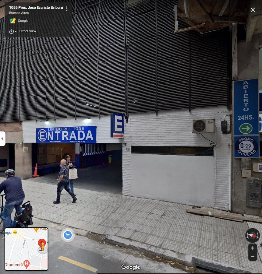 Foto Cochera en Venta en  Barrio Norte ,  Capital Federal  Uriburu 1058