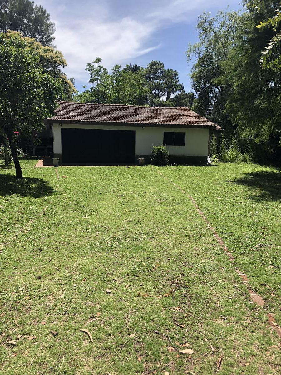 Foto Casa en Venta en  Lomas del Río Luján,  Campana  Terreno arbolado con Quincho Cerrado  -Zona Rio Lujan Cardales