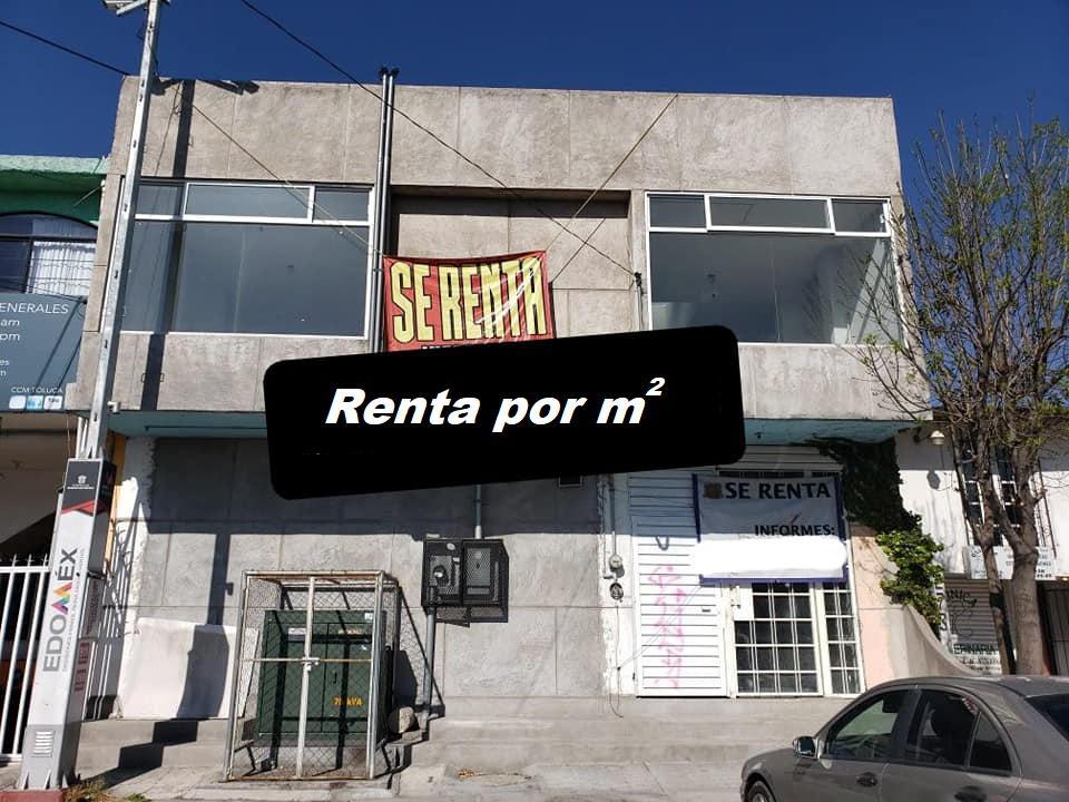 Foto Edificio Comercial en Renta en  Metepec Centro,  Metepec  Renta de Edificio Comercial en Metepec