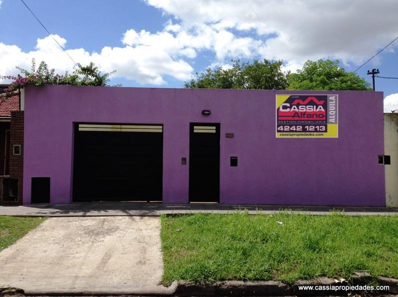 Foto Casa en Alquiler en  Lanús Este,  Lanús  LAS PIEDRAS 2834