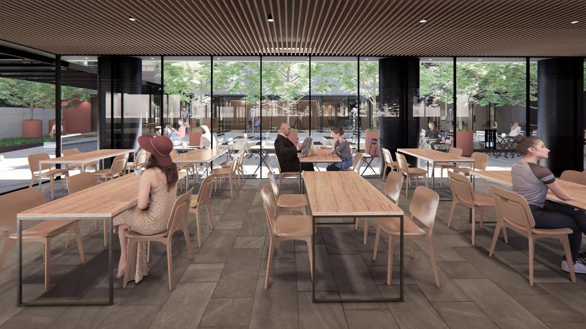 Foto Oficina en Venta en  Centro,  Rosario  Edificio d Eco Distrito Sustentable Oficinas 60m2