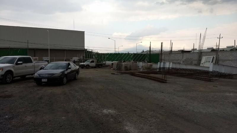 Foto Terreno en Renta en  Parque industrial Cuautlancingo Corredor Empresarial,  Cuautlancingo  TERRENO INDUSTRIAL EN RENTA JUNTO A VW