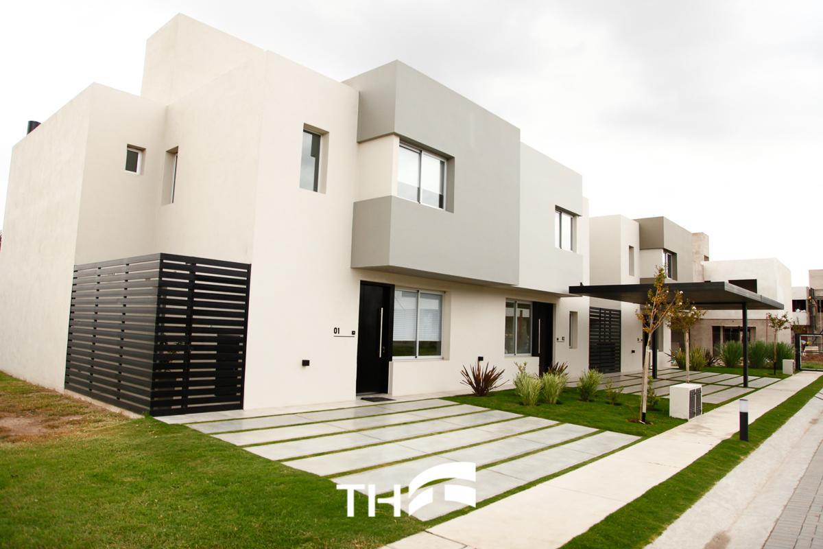 Foto Casa en Venta en  Valle Escondido,  Cordoba Capital  Casas de 3 dormitorios con suite en Planta Baja - ROSSEN Barrio Privado - Valle Escondido