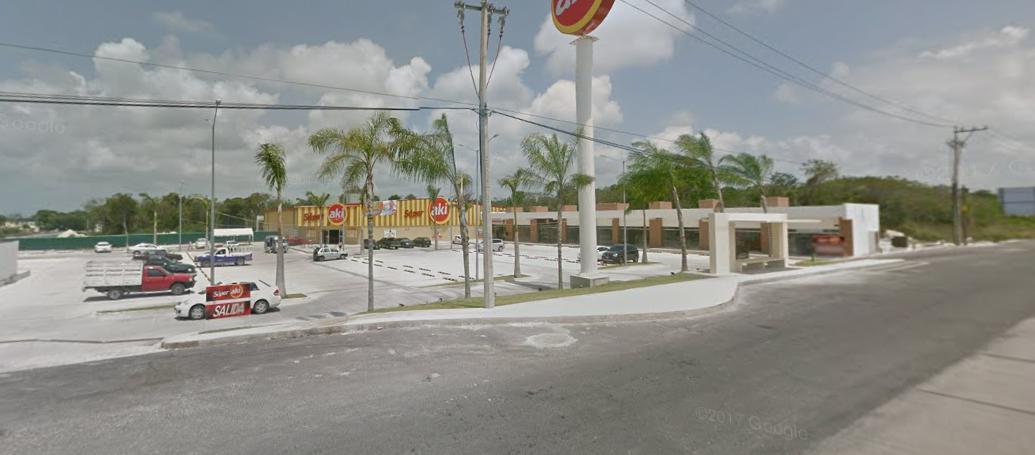 Foto Edificio Comercial en Renta en  Benito Juárez ,  Quintana Roo  RENTA DE EXCELENTE LOCAL EN PUERTO MORELOS