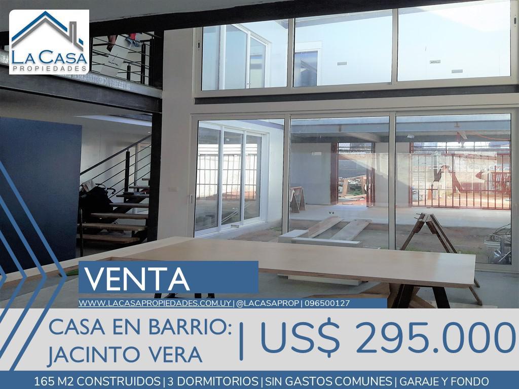Foto Casa en Venta en  Jacinto Vera ,  Montevideo  Yaguarí  al 2200