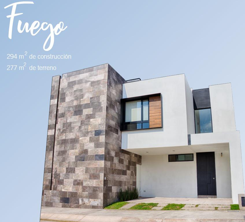 Foto Casa en Venta en  Horizontes,  San Luis Potosí                                                          Casa Modelo Fuego en  Paseo Tinto