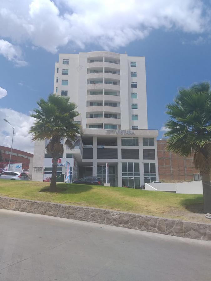 Foto Departamento en Renta en  Lomas del Pedregal,  San Luis Potosí  Av. Chapultepec, El Pedregal