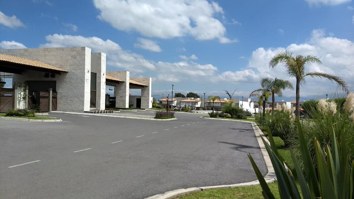 Foto Casa en condominio en Renta en  San Andrés Ocotlán,  Calimaya  RENTA DE CASA MODELO HANNA PLUS EN VALLE DE LAS FUENTES CALIMAYA