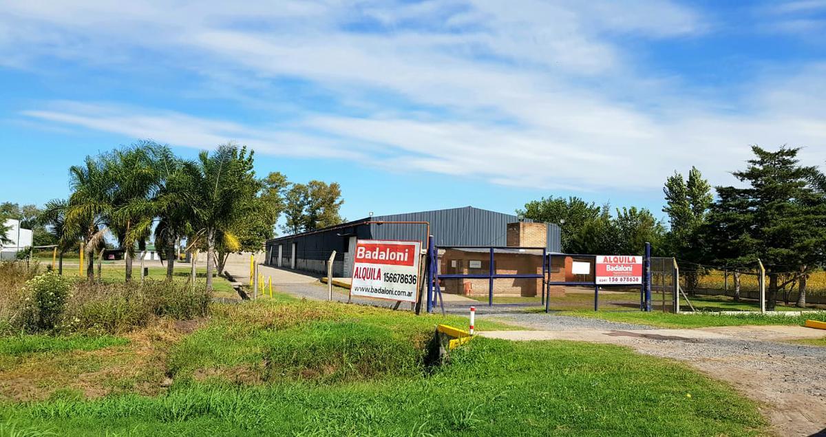 Foto Galpón en Alquiler en  Alvear,  Rosario  AO 12 - KM 5.7