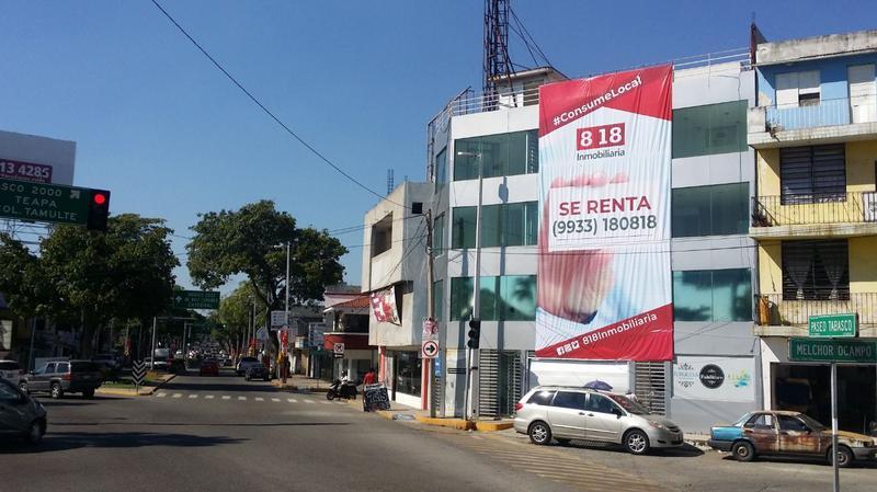 Foto Casa en Renta en  Centro Delegacional,  Villahermosa  Local en renta en A.V Paseo Tabasco