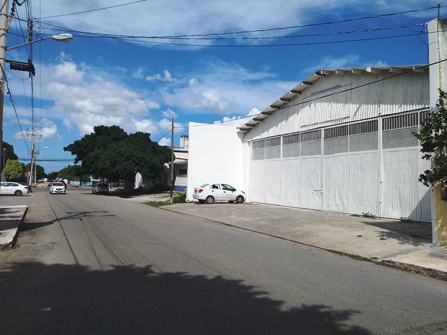 Foto Bodega Industrial en Renta en  Garcia Gineres,  Mérida  Bodega en Renta en la Colonia Garcia Gineres- Mérida