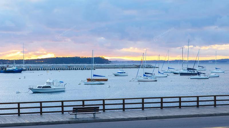 Foto Departamento en Venta en  Puerto,  Punta del Este  Precioso Apartamento Frente al Puerto de  Punta del Este
