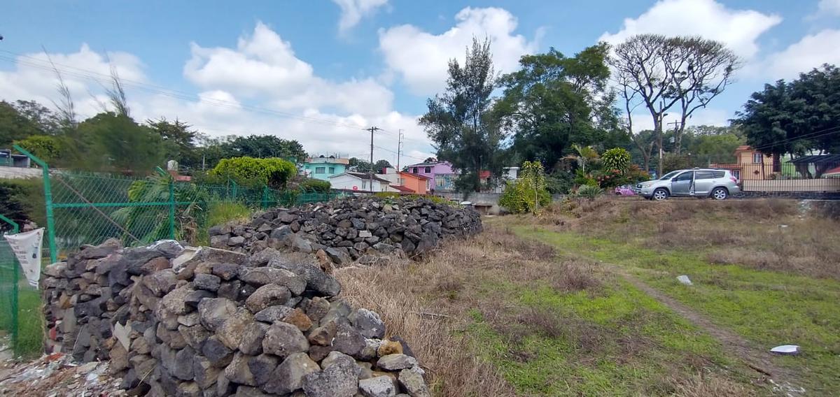 Foto Terreno en Venta en  Unidad habitacional Fovissste,  Xalapa  Unidad habitacional Fovissste