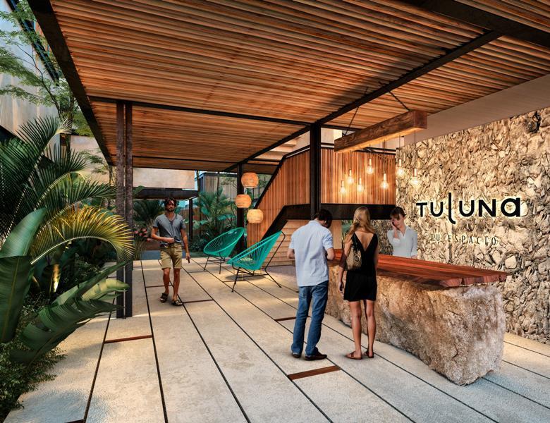 Foto Departamento en Venta en  Tulum,  Tulum  TULUNA