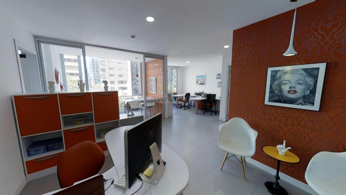Foto Oficina en Alquiler en  Quito ,  Pichincha  RENTA LINDA Y MODERNA OFICINA AMOBLADA AVDA PORTUGAL, MS