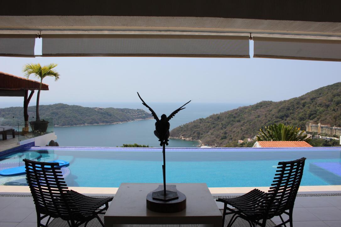 Foto Casa en Renta en  Lomas del Marqués,  Acapulco de Juárez  Casa Mar Acapulco
