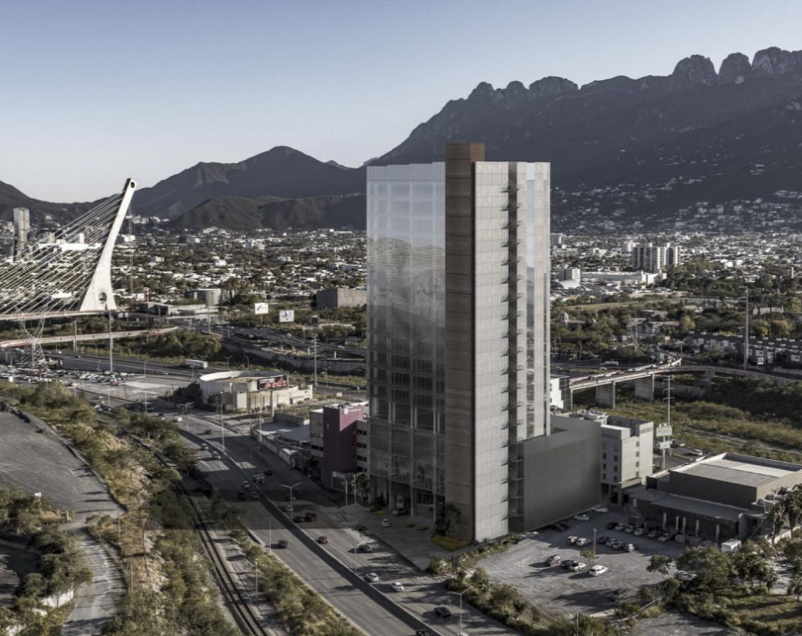 Foto Oficina en Venta en  Santa María,  Monterrey  Torre Vinta