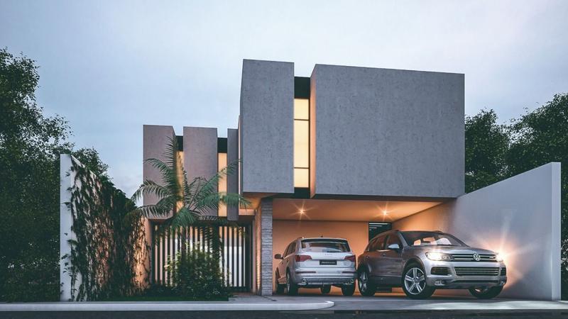 Foto Casa en Venta en  Pueblo Temozon Norte,  Mérida  Casa en venta en Merida, privada Temozon Astoria, entrega inmediata