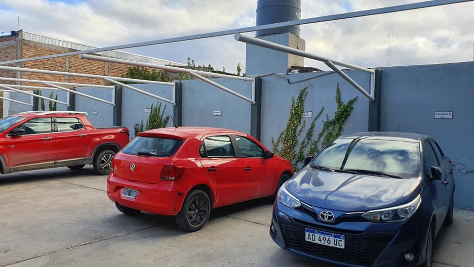 Foto Departamento en Venta en  Barrio Nuevo,  Capital  2 dorm c/cochera- Con caldera y radiadores