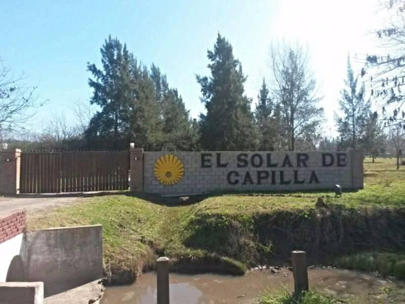 Foto Terreno en Venta en  Capilla Del Señor,  Exaltacion De La Cruz  RUTA PANAMERICANA al 100