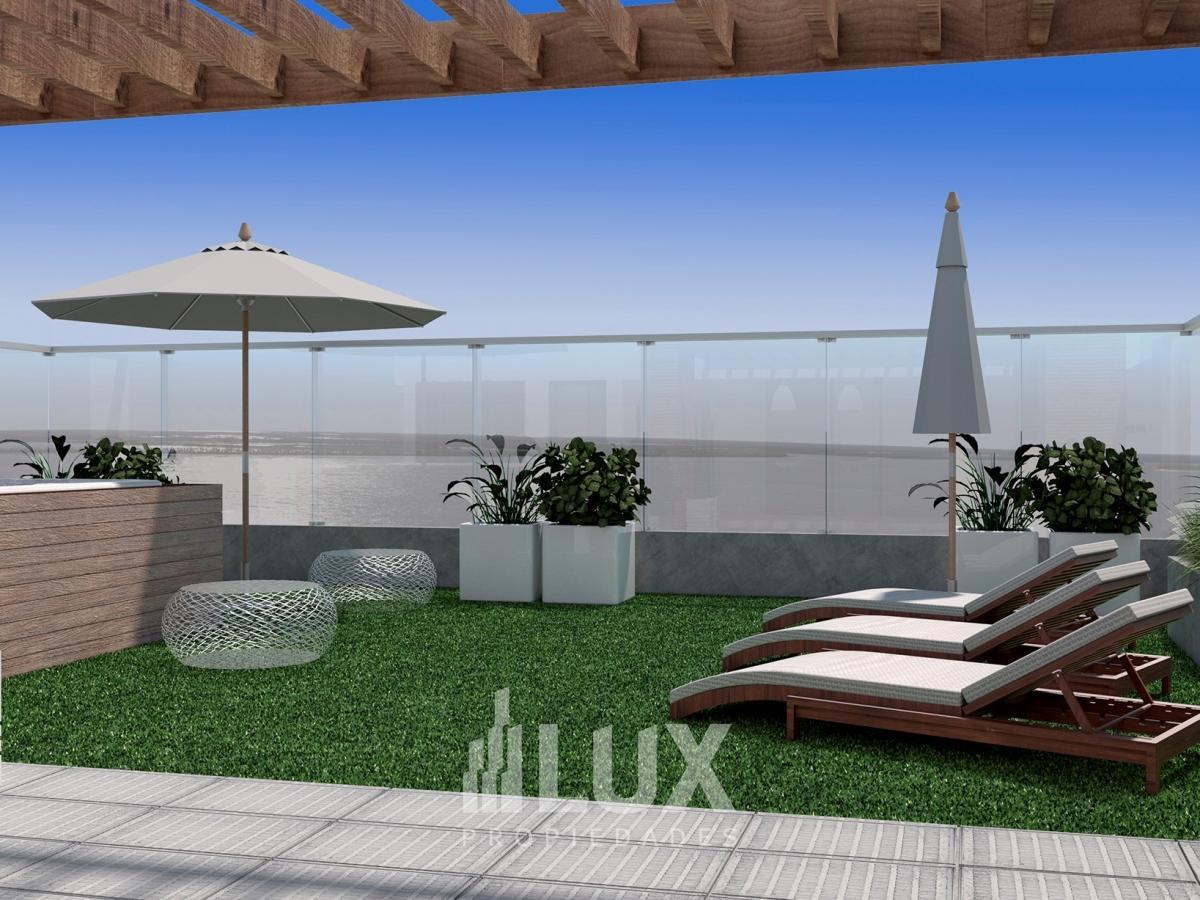 Departamento de 3 dormitorios en construcción, calidad premium, vista al rio  - Martin