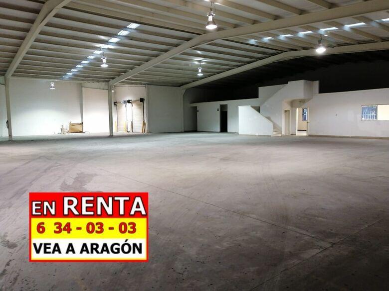 Foto Bodega Industrial en Renta en  Industrial Pacífico,  Tijuana  RENTAMOS EXCELENTE BODEGA 1,356 MTS2 o 14,624 FT2