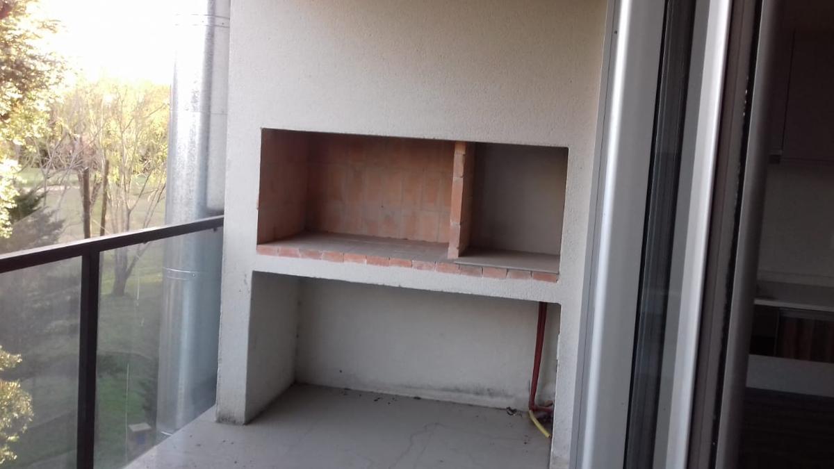 Foto Departamento en Venta en  Fisherton,  Rosario  Terrazas de Fisherton - 1 dormitorio Premium con cochera, baulera y amenities - Av. Eva Perón 8625