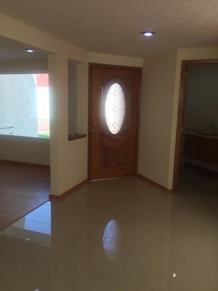 Foto Casa en condominio en Renta en  Agrícola Francisco I. Madero,  Metepec  Casas en Renta en en Estado de México