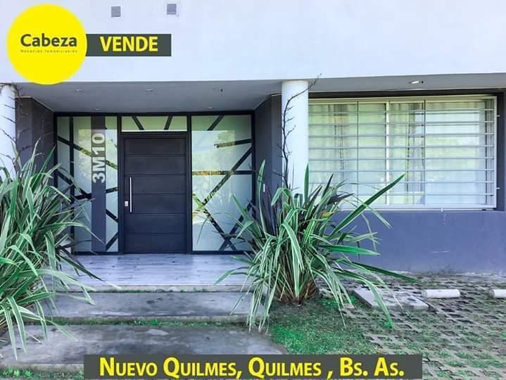 Foto Departamento en Venta en  Nuevo Quilmes,  Countries/B.Cerrado (Quilmes)  Nuevo Quilmes (perímetro)