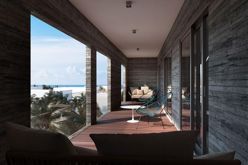 Foto Casa en Venta en  Solidaridad,  Playa del Carmen  The Gallery Condo - 2 Rec con 84m2 / Lock-Off