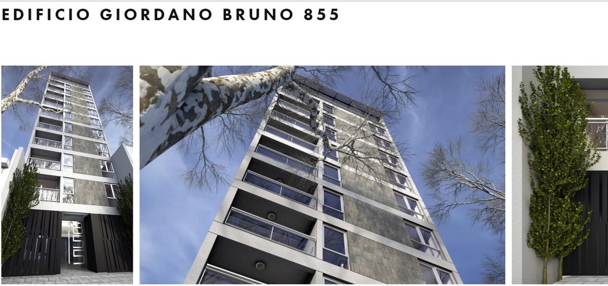 Foto Departamento en Venta en  Caballito Norte,  Caballito  Giordano Bruno 855 5ºB