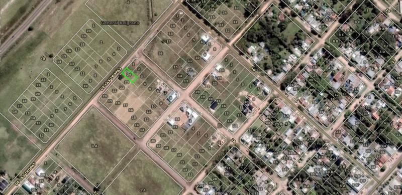 Foto Terreno en Venta en  General Belgrano,  General Belgrano  Calle 133 (Las Tropas) e/ 18 y 20 al 100