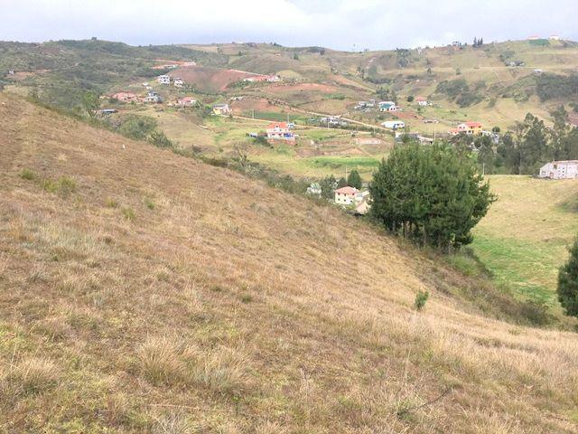 Foto Terreno en Venta en  Tarqui,  Cuenca  Oportunidad Terreno 4.250m2 entre Zhucay y Tarqui $54.000dlrs.
