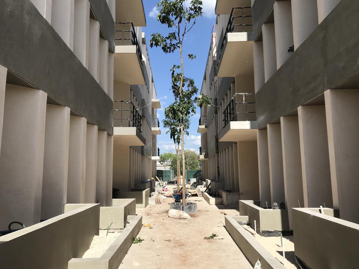 Foto Departamento en Venta en  Santa Gertrudis Copo,  Mérida  Departamento venta en merida, yucatan. Cerca de plaza la isla