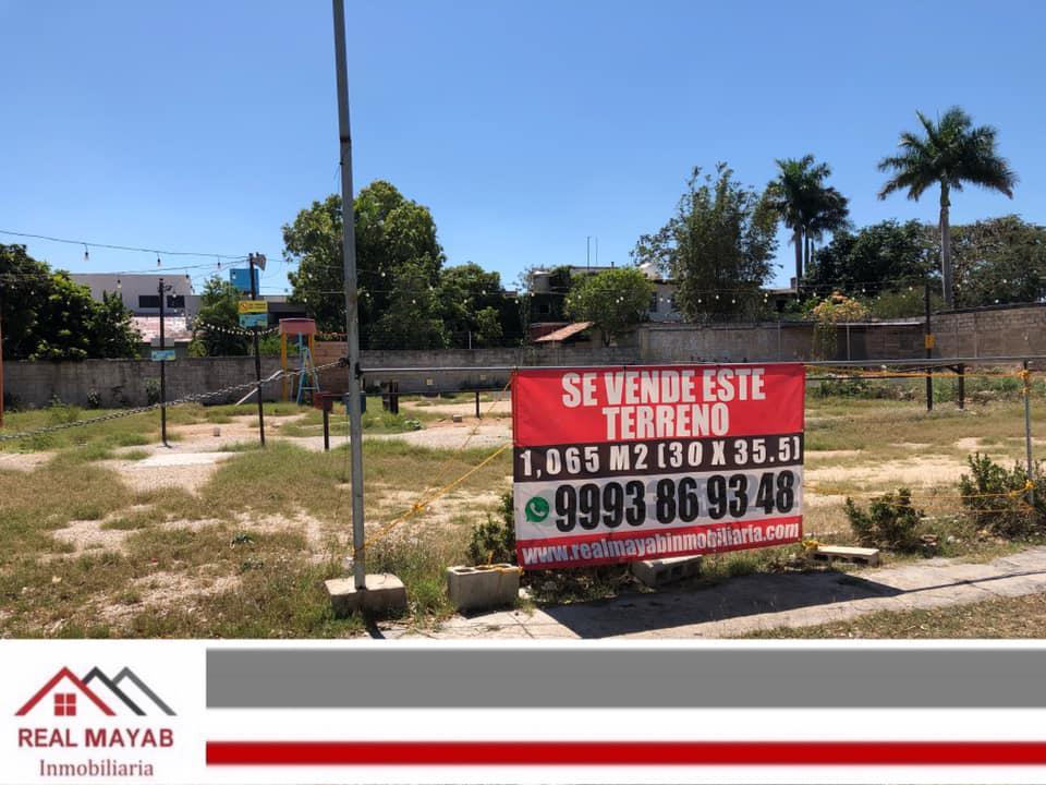 Foto Terreno en Venta en  Barrio San José,  Tepoztlán  VENDO TERRENO COMERCIAL EN AV. YUCATAN MUY BIEN UBICADO