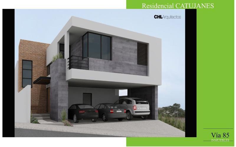 Foto Casa en Venta en  Fraccionamiento Catujanes,  Monterrey  CASA EN VENTA- Carretera Nacional (GGP)