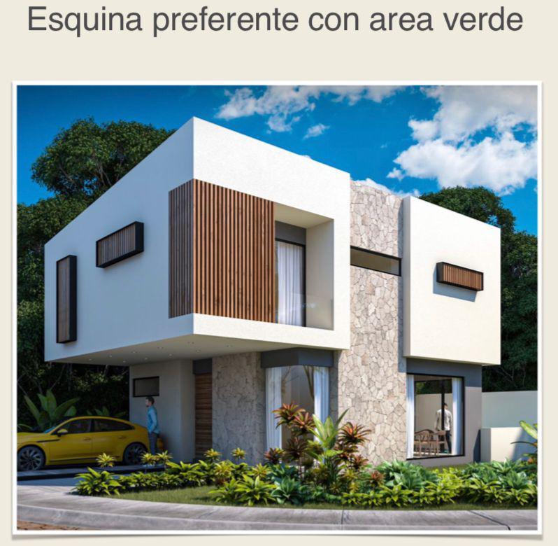 Foto Casa en Venta en  Arbolada,  Cancún  Residencial arbolada etapa 2