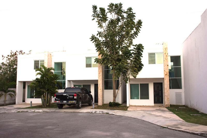 Foto Casa en Venta en  Club de Golf La Ceiba,  Mérida  3 VILLAS EN EL CLUB DE GOLF LA CEIBA