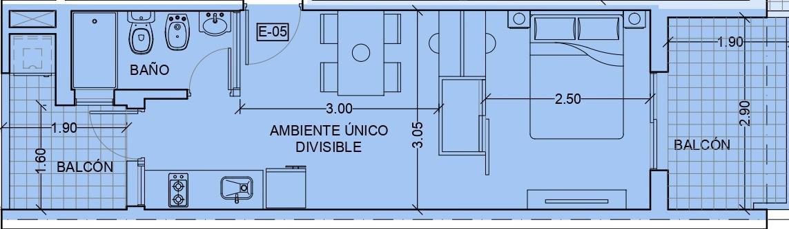 Foto Departamento en Venta en  Centro,  Rosario  MENDOZA 2001