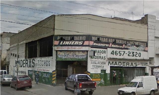 Foto Galpón en Venta en  Tres De Febrero ,  G.B.A. Zona Oeste  Av. Rivadavia 12202