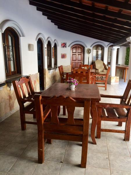 Foto Casa en Alquiler temporario en  San Jorge,  La Recoleta  Zona Quinta Ykua Sati