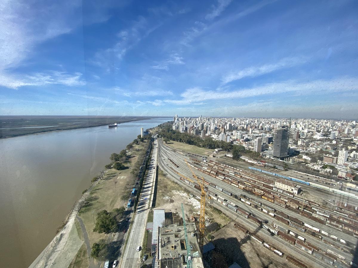 Foto Departamento en Venta en  Puerto Norte,  Rosario  MAUI. Av. Estanislao López 2671. N32B1